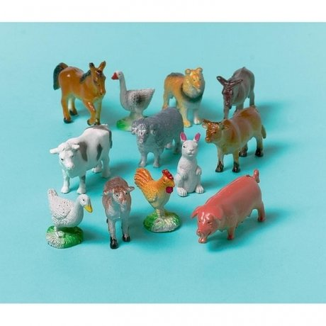 Favours Farm Animals