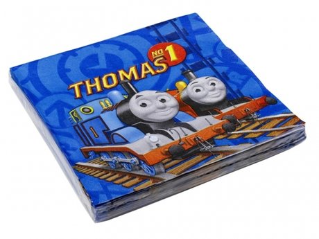 Thomas & Friends Luncheon Napkins - 20