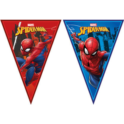 Spiderman,Banner