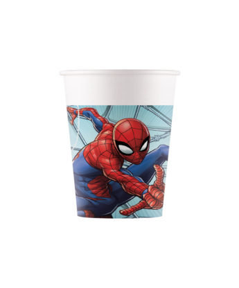 Spiderman, Cups