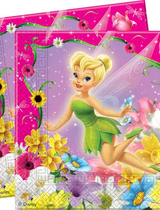 TinkerBell Party, Napkins