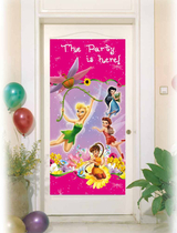 TinkerBell Party, Door Banner