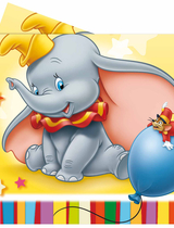 Dumbo, Tablecover