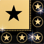 Star Attraction Luncheon Napkins - 16